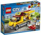 lego 60150 City-Pizzás furgon