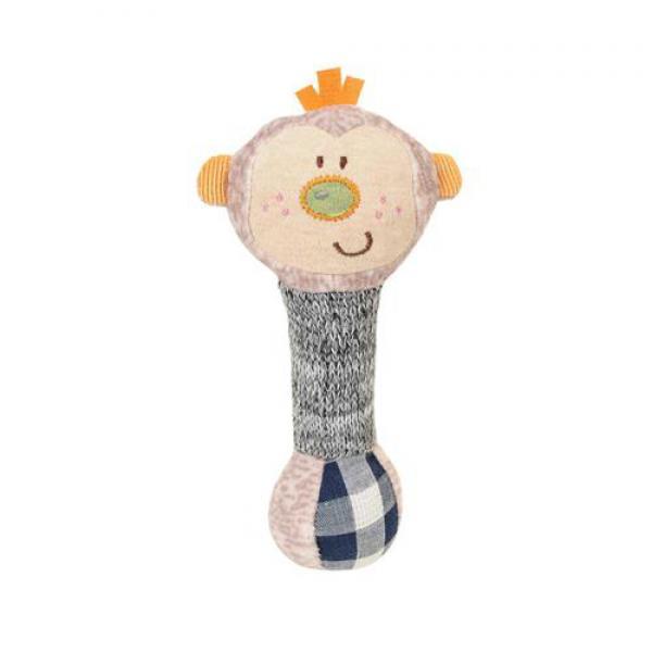 BabyOno 1248 sípoló majom kicsi - Babavilág Bababolt webáruház c2a01a4796