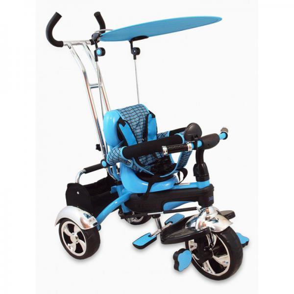 babymix 01 Tricikli-DY kék - Babavilág Bababolt webáruház 6456006e14
