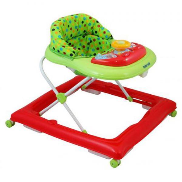 Babymix 1601 bébikomp Piros zöld - Babavilág Bababolt webáruház 6a11e8bba8