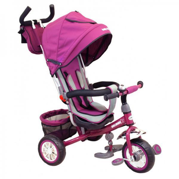 Babymix 37-5 Tricikli lila - Babavilág Bababolt webáruház 215cc3bbcb
