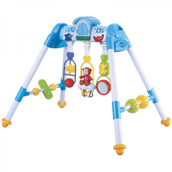 Baby mix 6922b bébitornázó Kék - Babavilág Bababolt webáruház 16d022d026